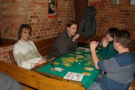Adam (BadWolf), Piotrek (Yog), Zosia (Chireadan) i Remigiusz (cboot) grają w Lost Valley
