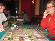 Dungeons and Dragons: Lords (well...in this case Ladies) of Waterdeep