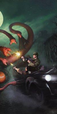 Arkham Horror | Horror w Arkham
