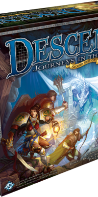 Descent: Journeys in the Dark (second edition) | Descent: Wędrówki w mroku (Druga edycja)