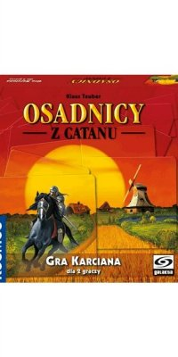 Osadnicy z Catanu gra karciana