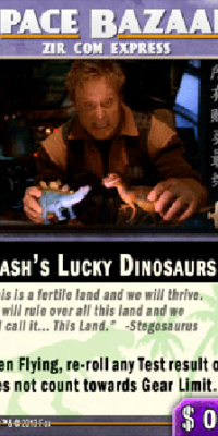 : Wash Lucky Dinosaurs