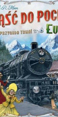 Ticket to Ride: Europe | Wsiąść do pociągu: Europa