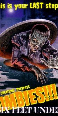: Zombies!!! 6: Six Feet Under