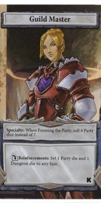 : Dungeon Roll Hero: Guild Leader