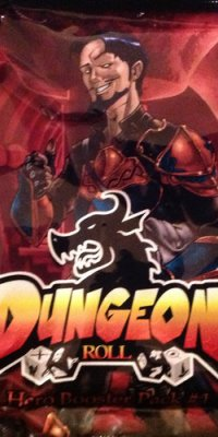 : Dungeon Roll: Hero Booster Pack #1